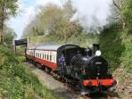 Bodmin Steam Railway