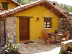 casa El Palacio, jacuzzi doble, gran salón, complejo rural Valle de Bueida