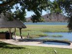 Ndabiri lapa and splash pool