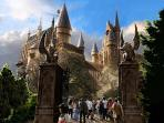 Hogwarts in Islands of Adventure....wow