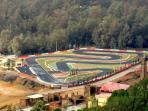 Karts at 'La Reserva', 6km away !