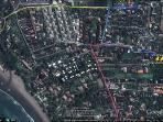 Viona3 & Viona2 map