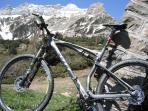 excursiones bici de montaña