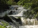 Nearby Avich Falls