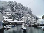 Gull Cottage is located in the picturesque Polperro, Just 100 meters from the harbour