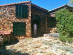 Hermosa casa de piedra de Aracena