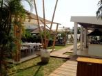 Sun&Grill Restauranta, la mejor terraza - restaurante de la playa de Gandia.