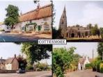 Historic village of Cottesmore.