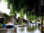 Voyages en barque sur le Trieux à Pontrieux