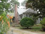 Character Cottage In Eastham on outer Cape Cod in quiet wooded area near bay and ocean beaches