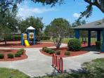 one of the play parks in the community