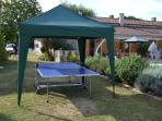 New for 2014 Outdoor Cornilleau table tennis table