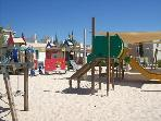 The Kids Playground... five minutes walk