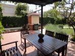 Gardens patio