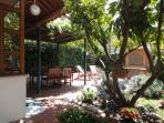 '' Apartment with a big garden