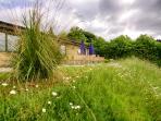Sladen Lodge in spring