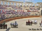 Theme park - Le Puy du Fou