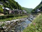 A bit further afield - Lynmouth
