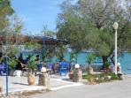 Taverna at Gennadi Beach