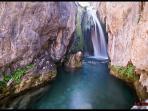 Algar Falls (famous for the Timotei advert)