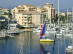 View Port Frejus