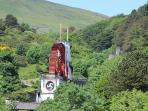 Moments from Laxey Wheel