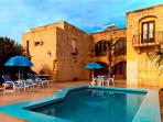Palma Pool & Deck area