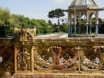 'La Villa' public garden