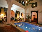 Patio with Pool Riad Eloise Marrakech