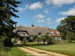 Cottages on Hilton Green