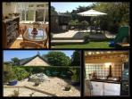 Conservatory, Rear garden, Front garden and AGA