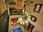 View of 1st Floor Riad Eloise Marrakech