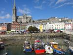Colourful Cobh