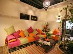 Second Lounge 1st Floor Riad Eloise Marrakech