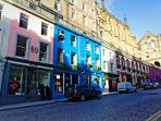 The quirky shops of Victoria Street
