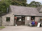 The Smithy Cafe on the Green in Monyash - all day breakfasts served
