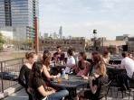 Joe's on Weed: Live concerts, rooftop beer garden