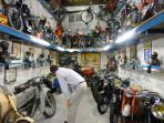 Le Musée de Moto