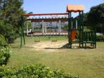 PLAYGROUND INSIDE THE RESIDENTIAL