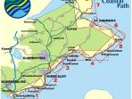 Fife Coastal Path - 117 miles of easy walking, diverse scenery and places to visit