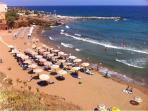 Panormo beach 5min driving from the villa!
