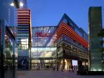 Westfield is the Europe's largest shopping mall with over 250 designer shops and 70 restaurants