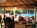 Il capanno della piscina