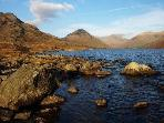 'Britain's favourite view' - Wasdale of course!