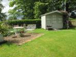 Exclusive Side Garden