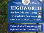 Gateway to the Cotswolds.