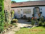 Tawny Hoots is a single storey cottage that has been renovated from an old stable.