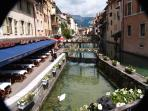 Annecy-little Venice of the Alps-
