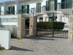 Condominium Fonte Santa Entrance