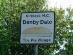 Denby Dale, the Pie Village